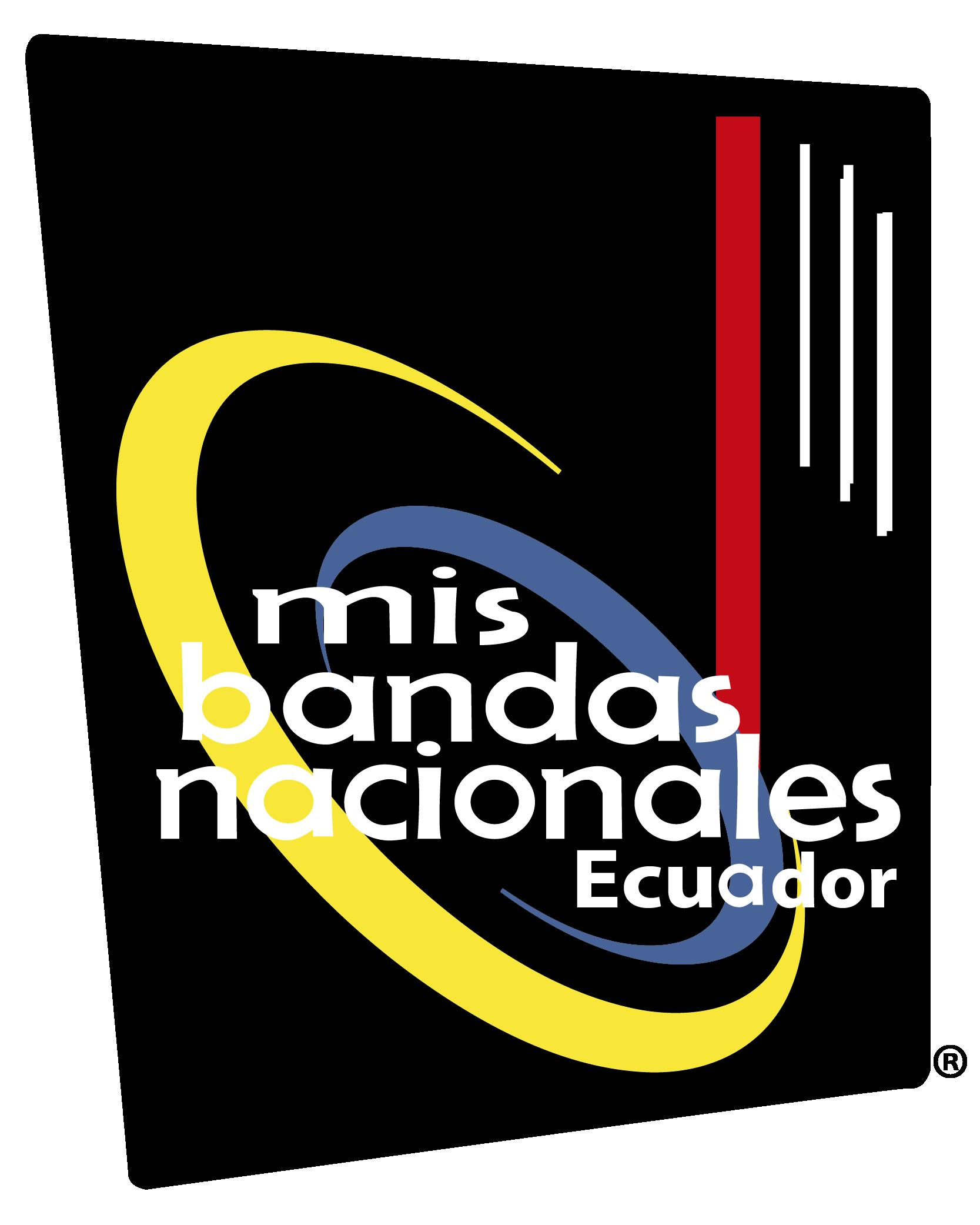 MIS BANDAS NACIONALES ECUADOR Logo